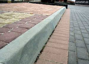 Бордюр тротуарный в Туле